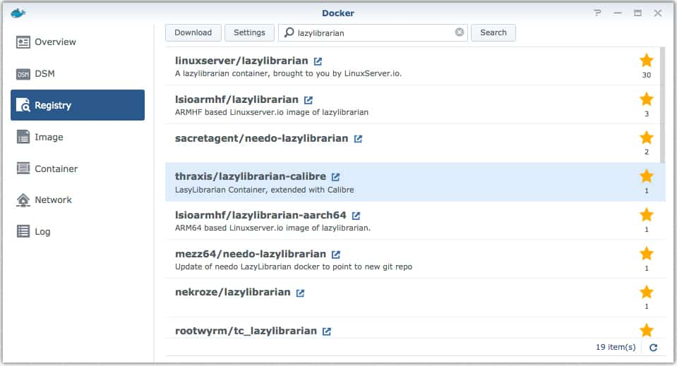 LazyLibrarian (Docker)   How to Setup LazyLibrarian on a