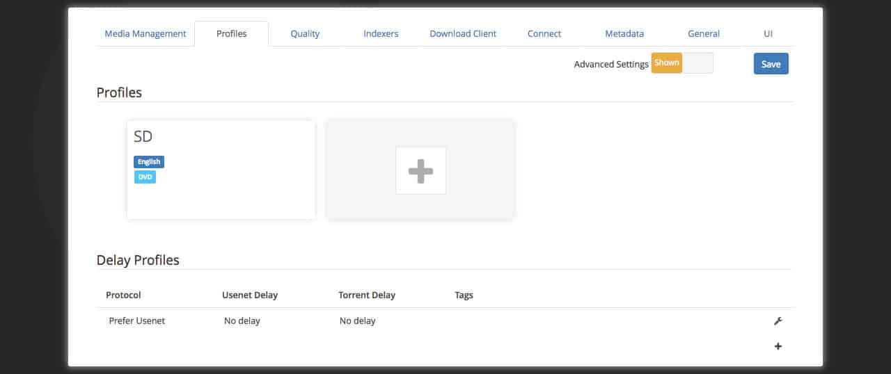Sonarr Configuration | How to Configure Automated TV Show