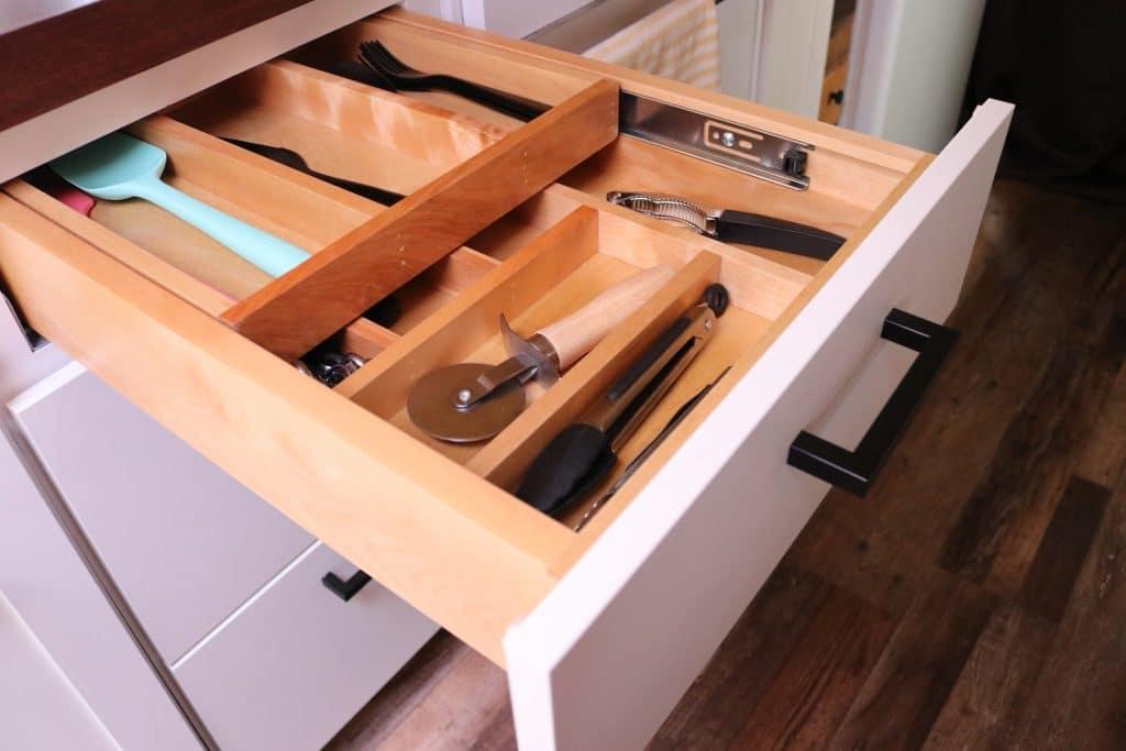 Utility drawer